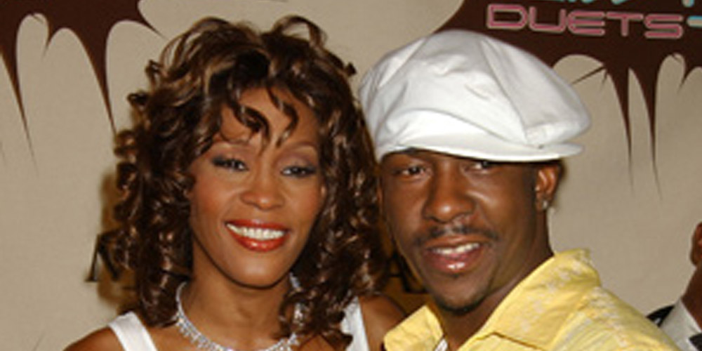 Bobby Brown Says Whitney Houston Only Married Him to Clear Up Gay Rumors
