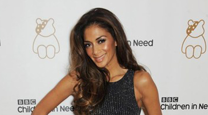 nicole-scherzinger-topshop-dress header