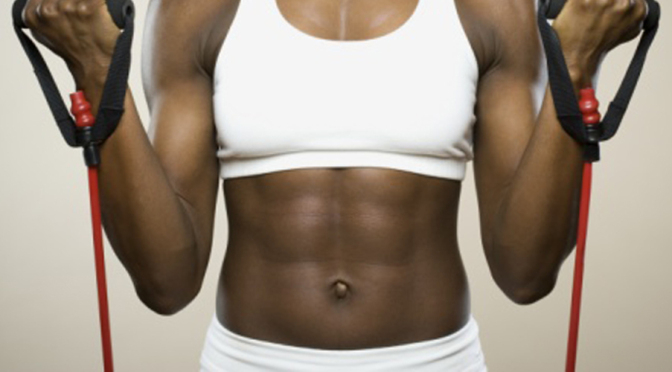 women-abs workout header